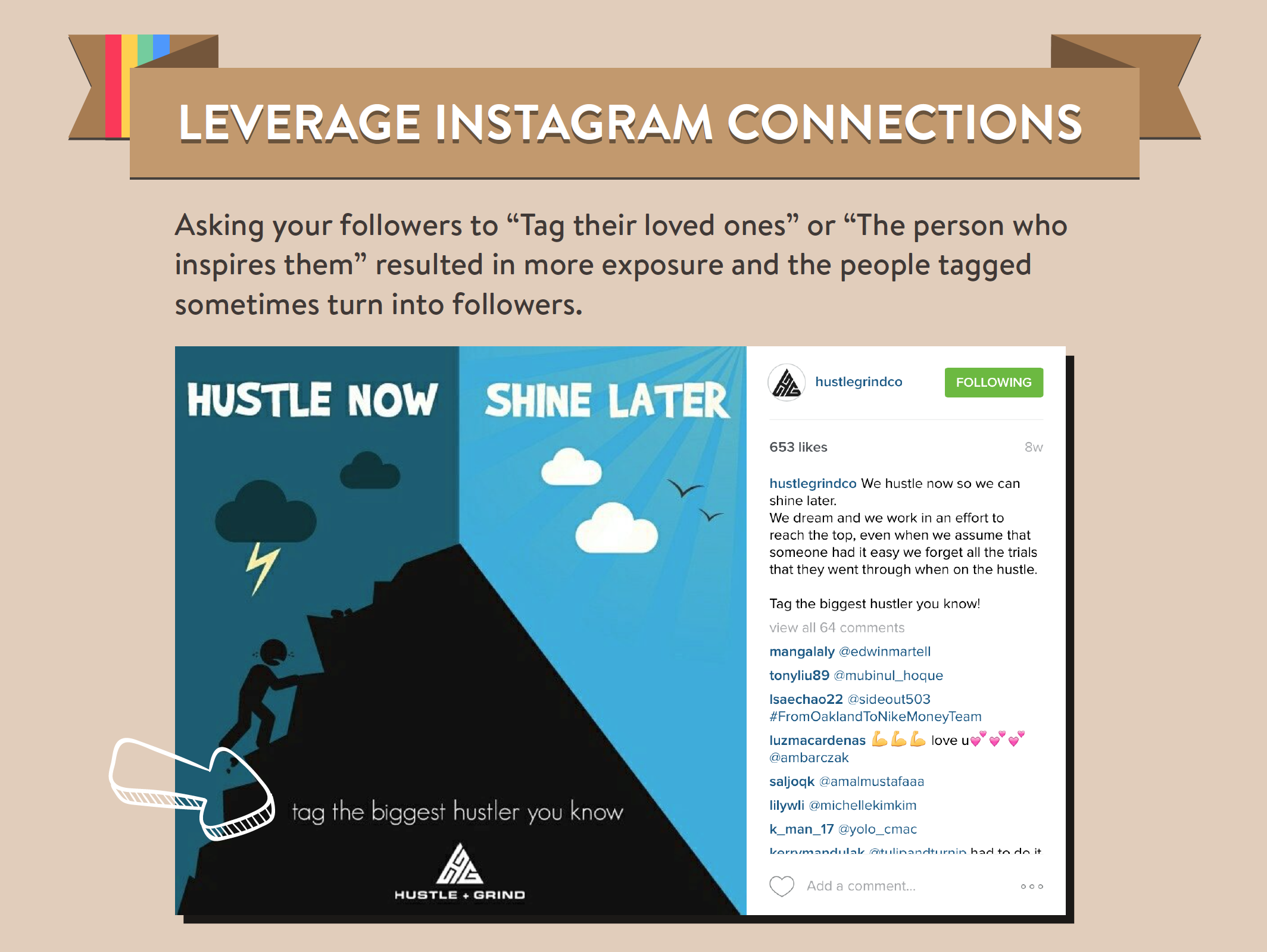 How To Generate Your First 20,000 Followers On Instagram