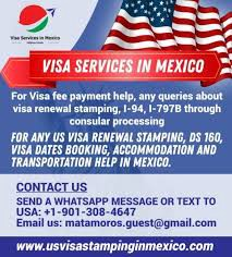 What are the near by country options to get US Visa Stamping