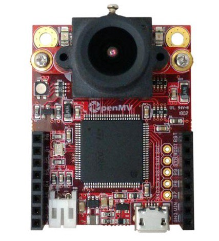 Machine Vision with MicroPython and the OpenMV H7 Camera Board