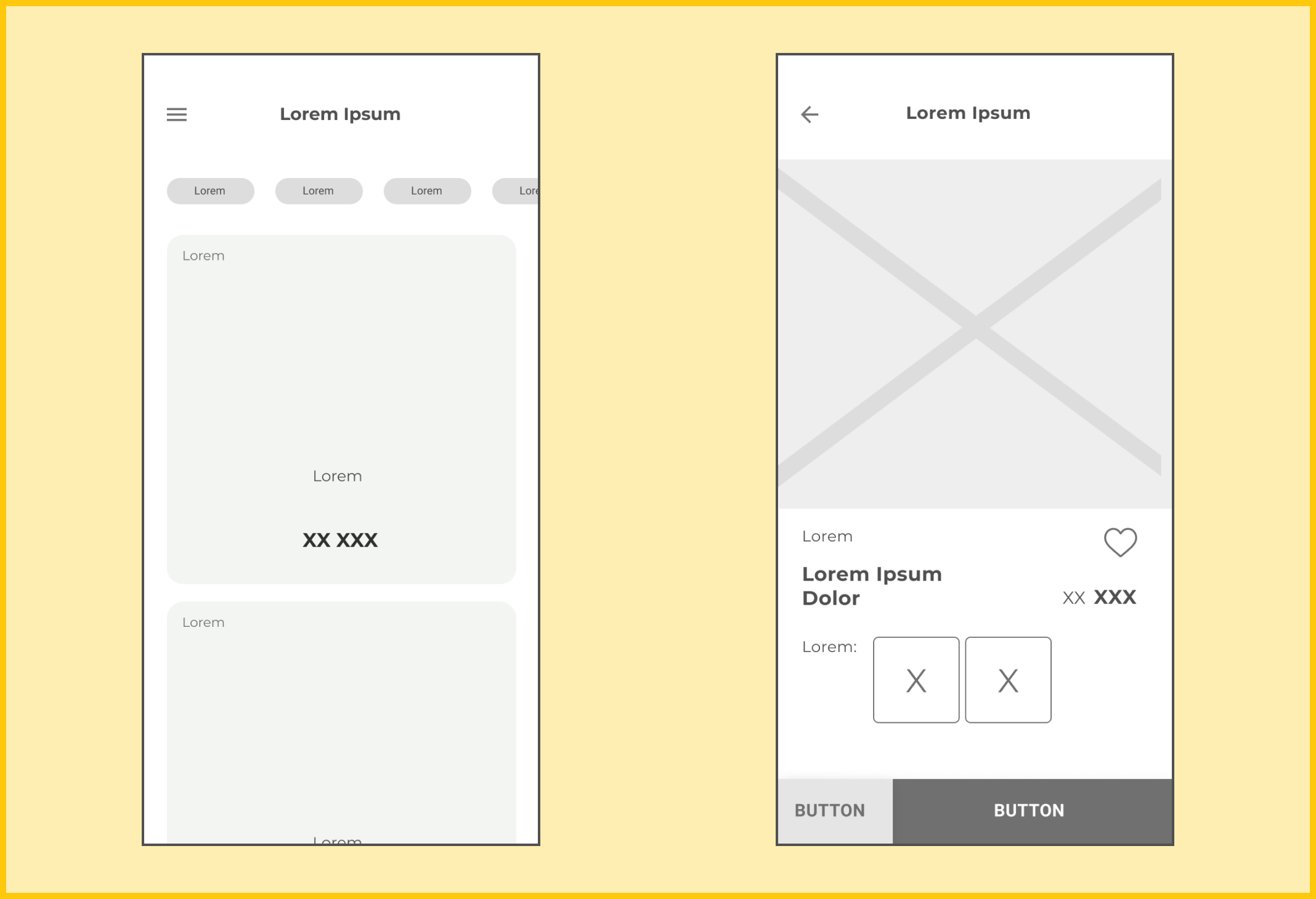 Mobile and App Wireframes   FREE Wireframe Tool