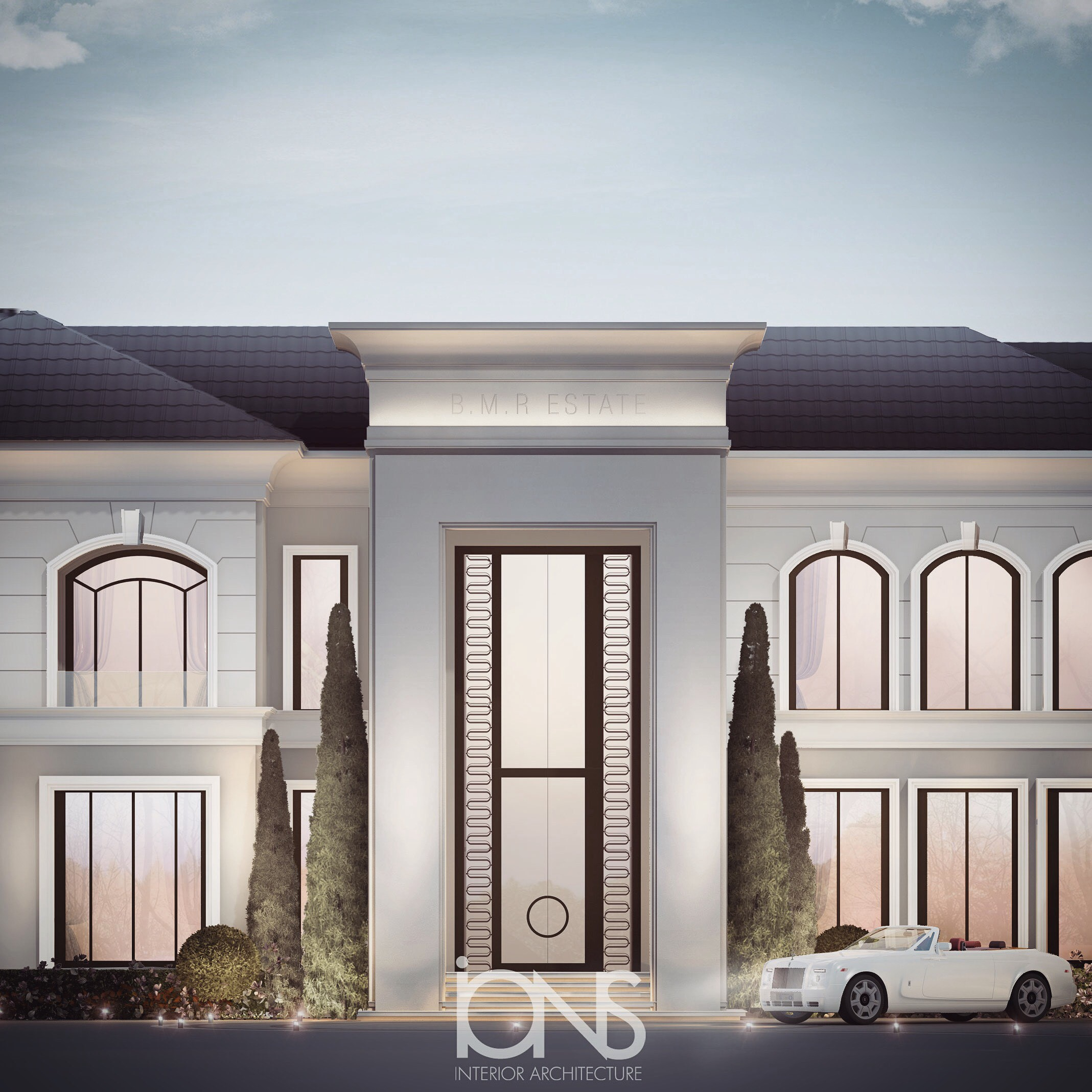 Ions Interior Design Dubai simple yet sophisticated architecture design - ions design