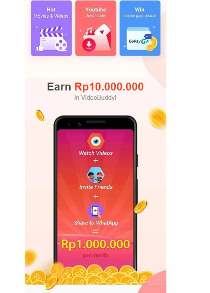 Apa Itu Video Buddy Aplikasi Penghasil Uang Video Buddy By Video Buddy Medium