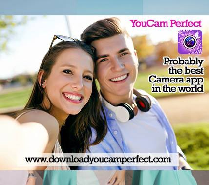 YouCam Perfect Selfie App (Download YouCam Perfect and feel