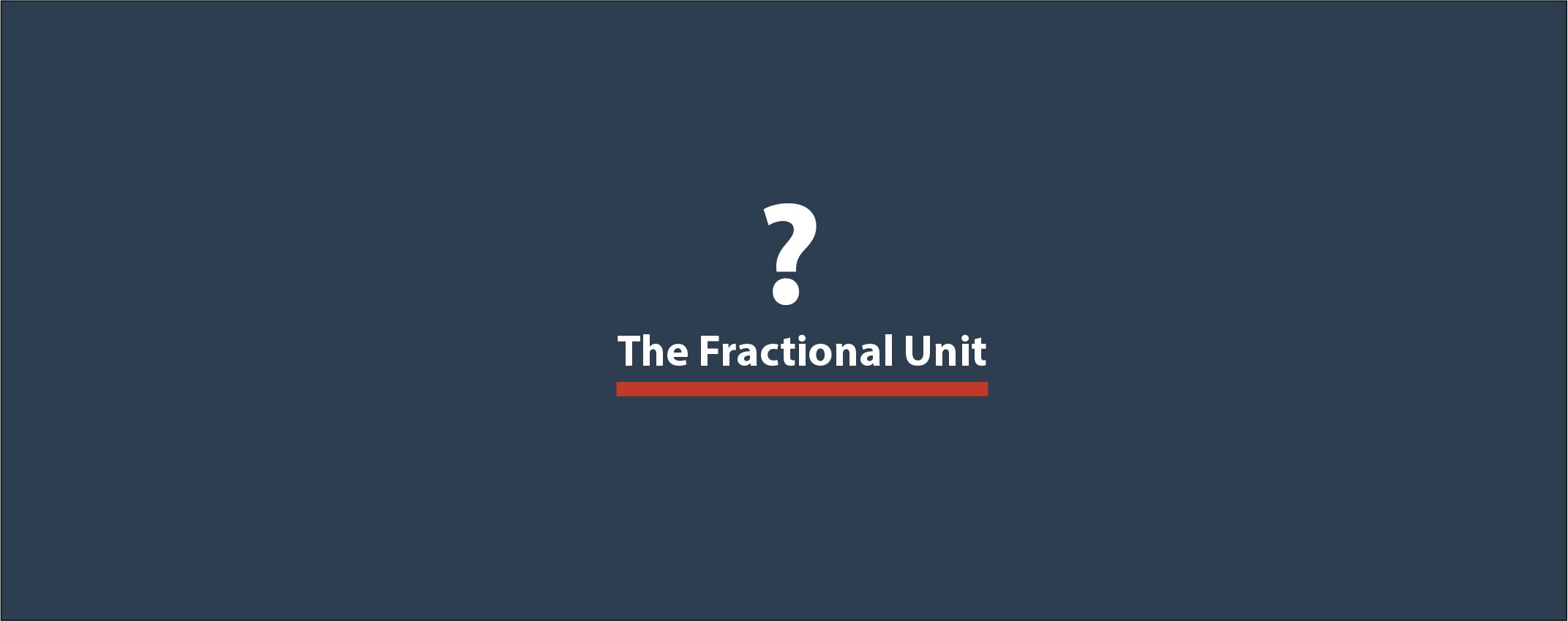 What You Didn't know about the CSS Fractional Unit - Flexbox