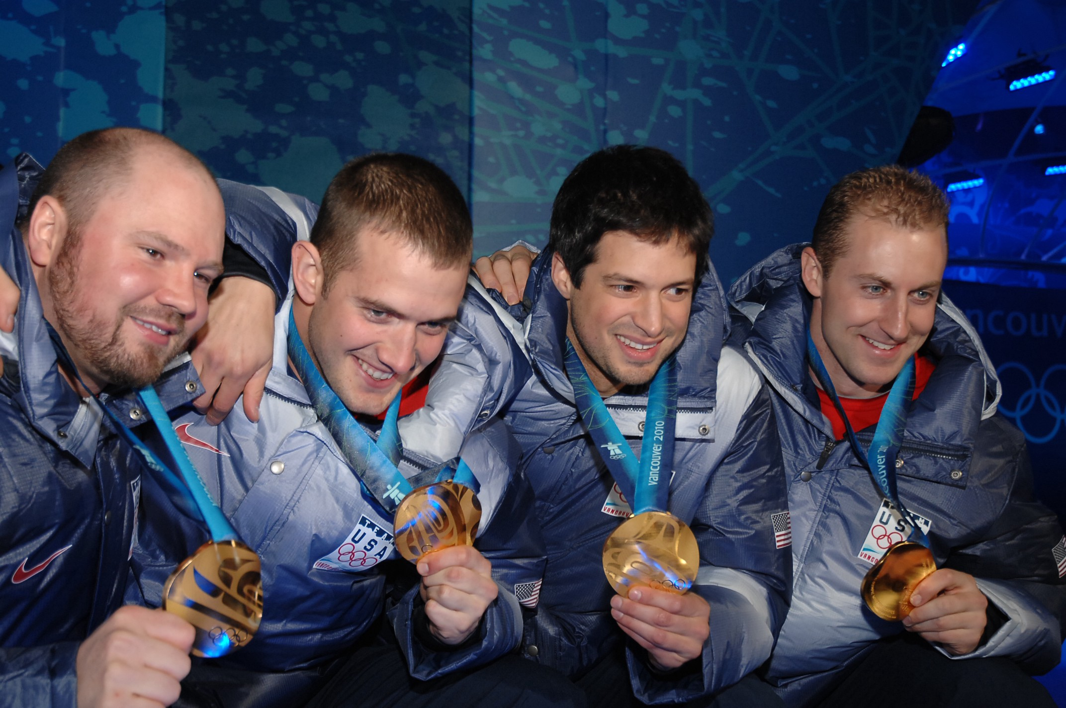 Olympic Gold Medal 2010