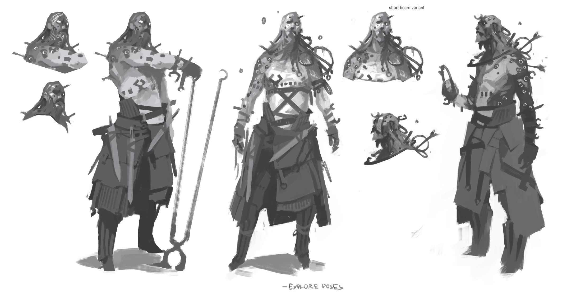 Introduction to concept art- How to start? - thang pham - Medium