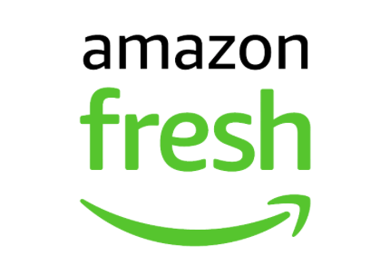 Amazon Fresh is touted as a same-day grocery delivery service.