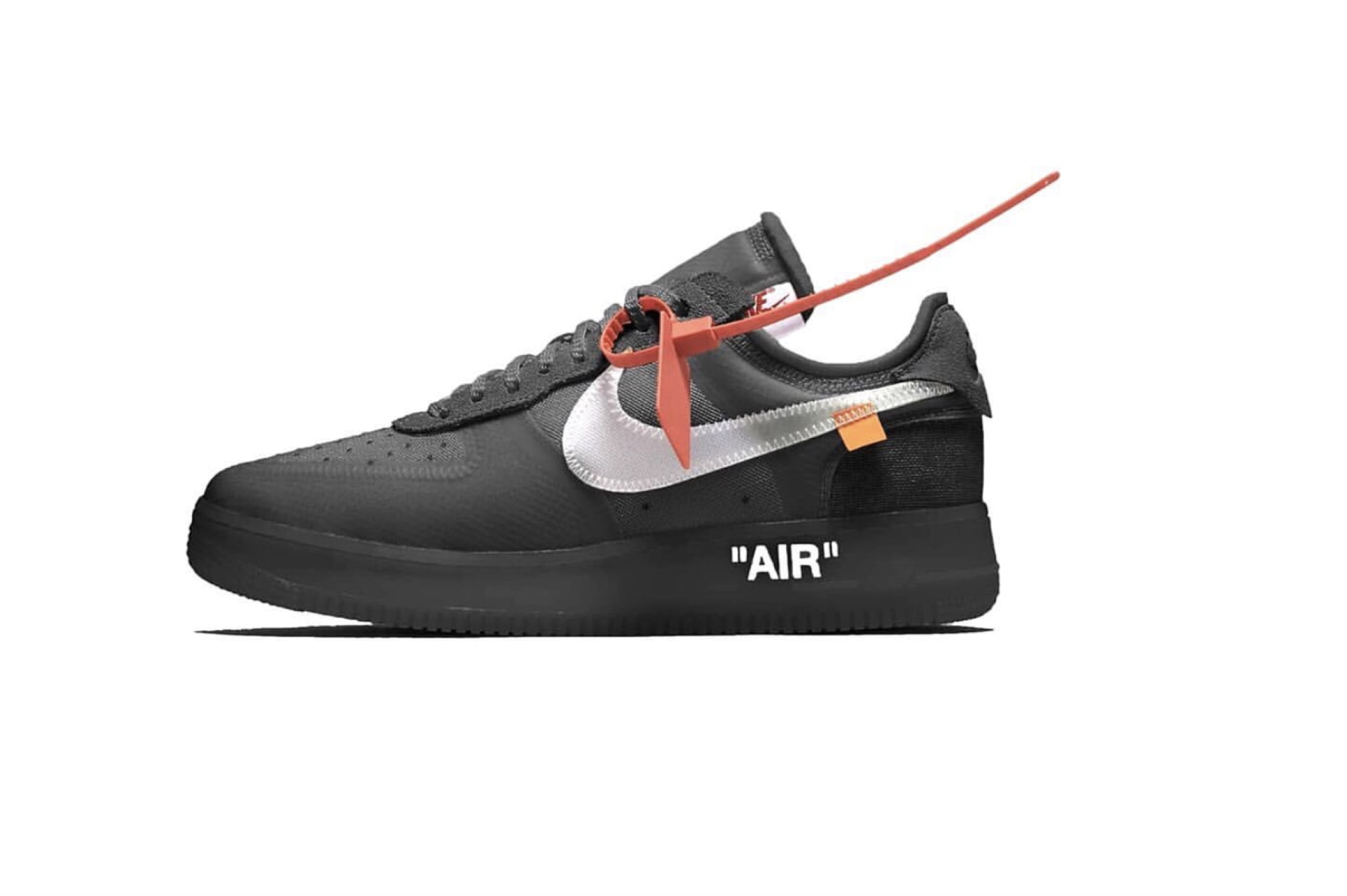 Off-White™ — Zip-Tie Tag what is it