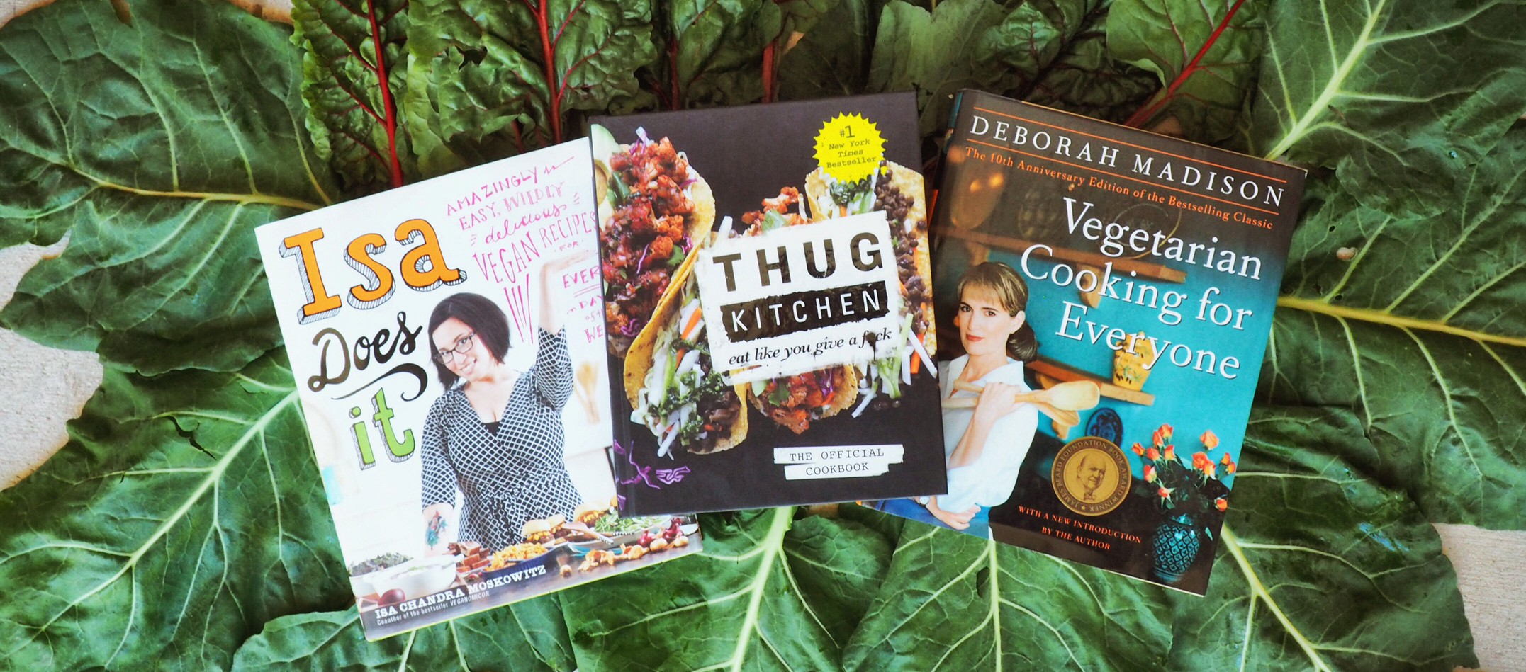 10 Cookbooks for People Who Love the Planet - Center for