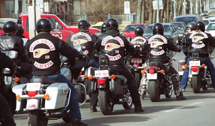 Hell's Angels - Religion and Popular Culture - Medium