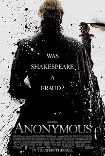 Poster for film Anonymous