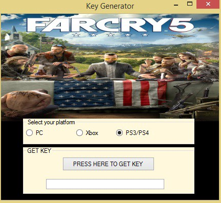 far cry 5 cd key free