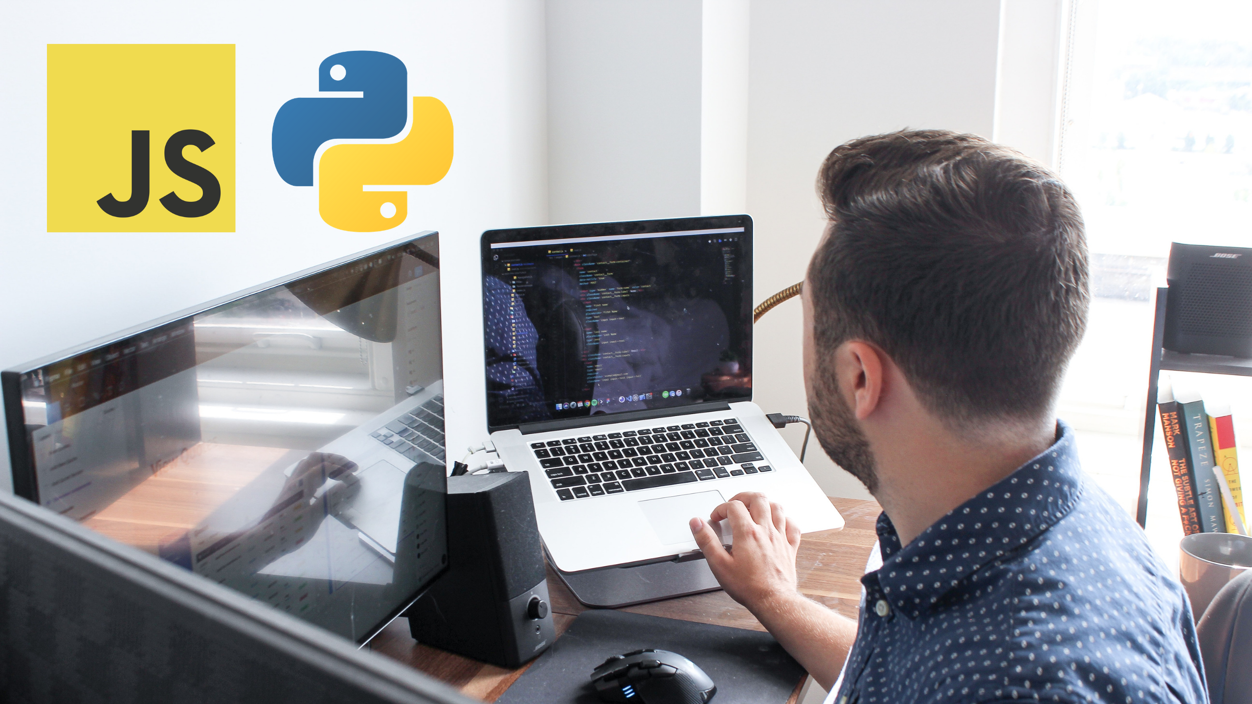 How to Scrap Data From JavaScript-Based Website Using Python, Selenium, and Headless Web Driver