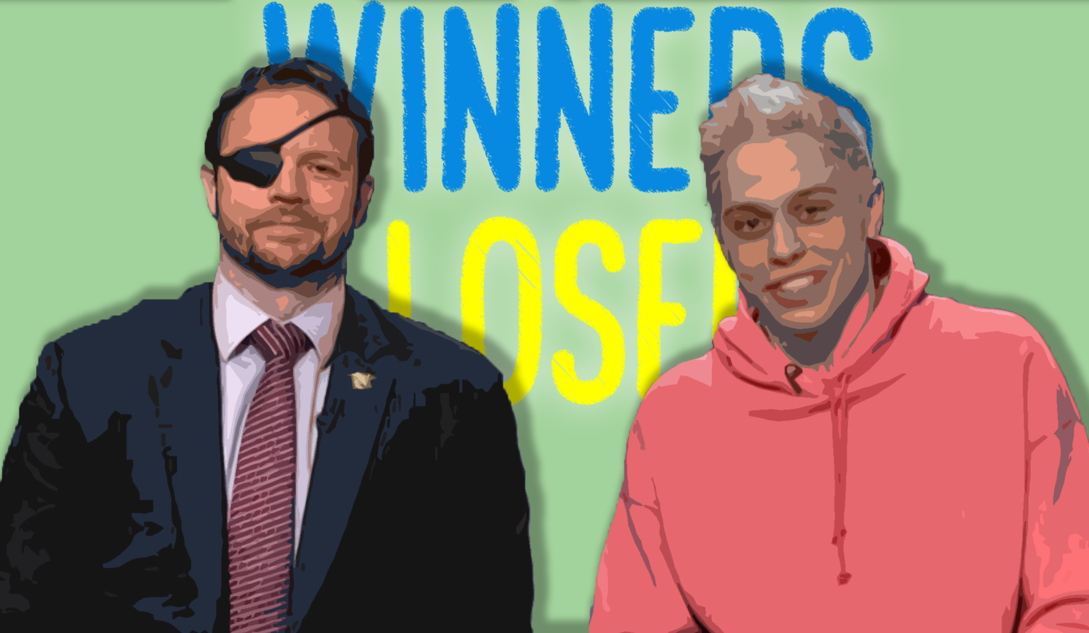 Winners And Losers: Give Dan Crenshaw A Spot On SNL Tomorrow