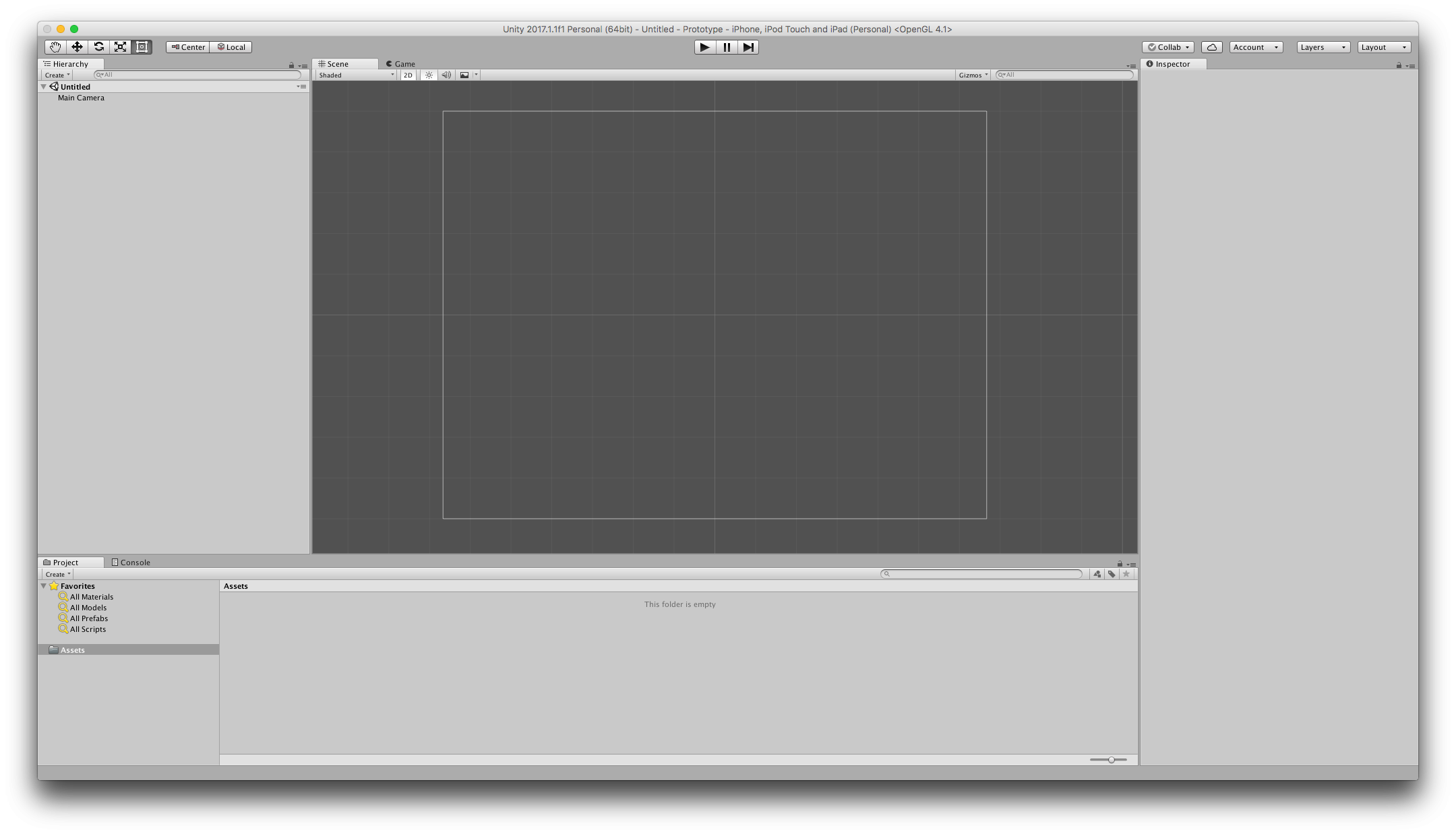 Prototyping UI in Unity Part 2 — Exploring and Customizing