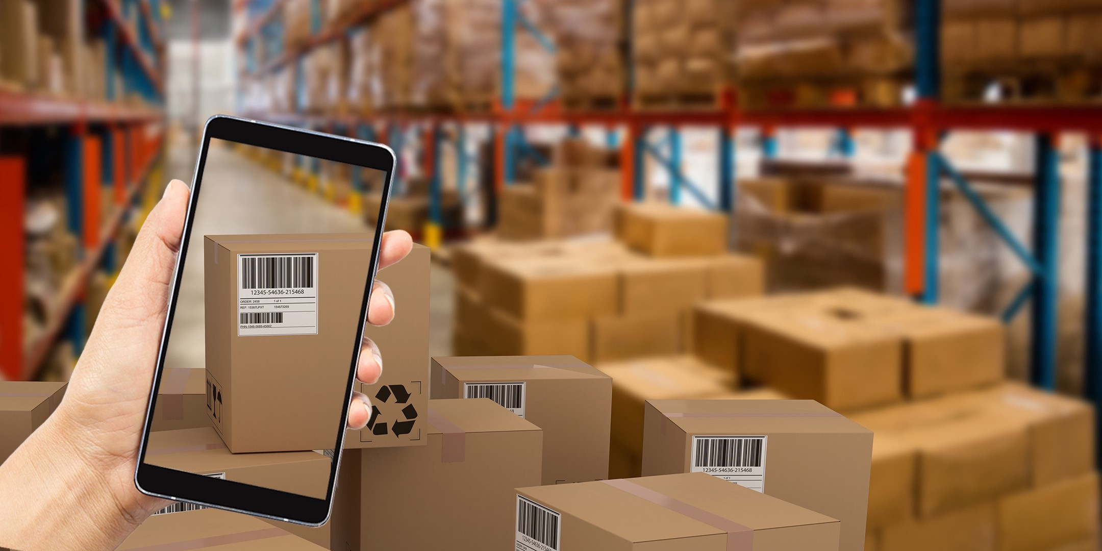 A VRS scanning software for pharmaceutical supply chain