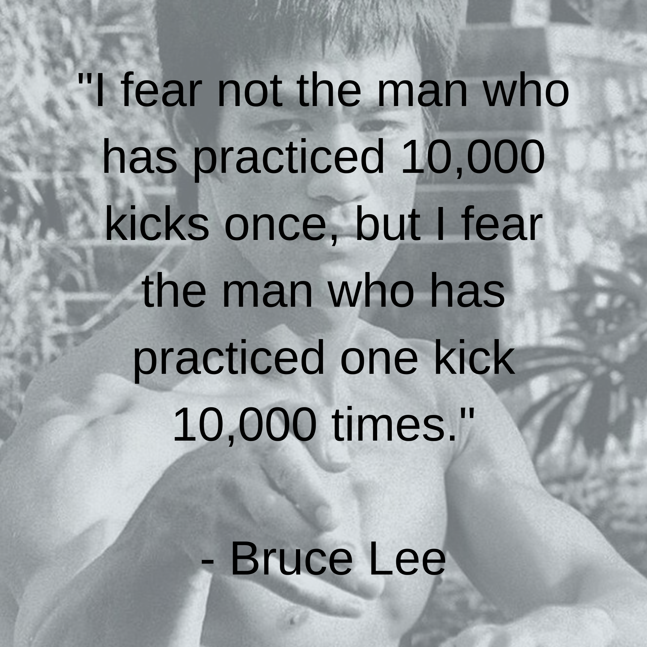 My Favorite Bruce Lee Quotes 1 Focus By Christian Soschner Medium