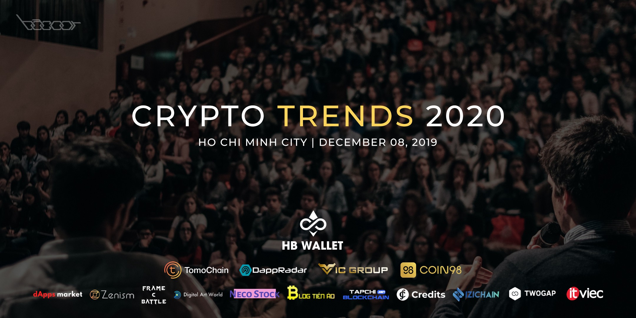 CRYPTO TRENDS 2020 HOSTED BY HB WALLET