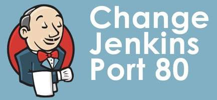 Change Jenkins Default Port 8080 in CentOS 7 - Nazish Alam