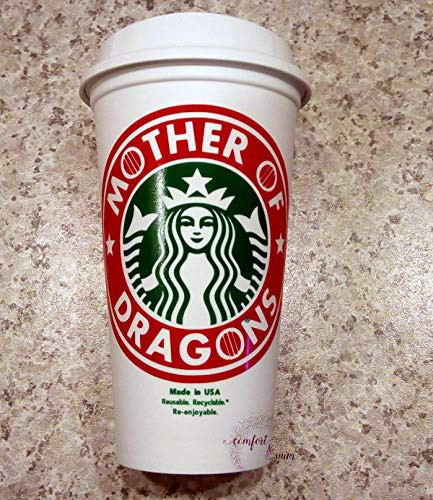 Game Of Thrones The Starbucks Coffee Cup A Production