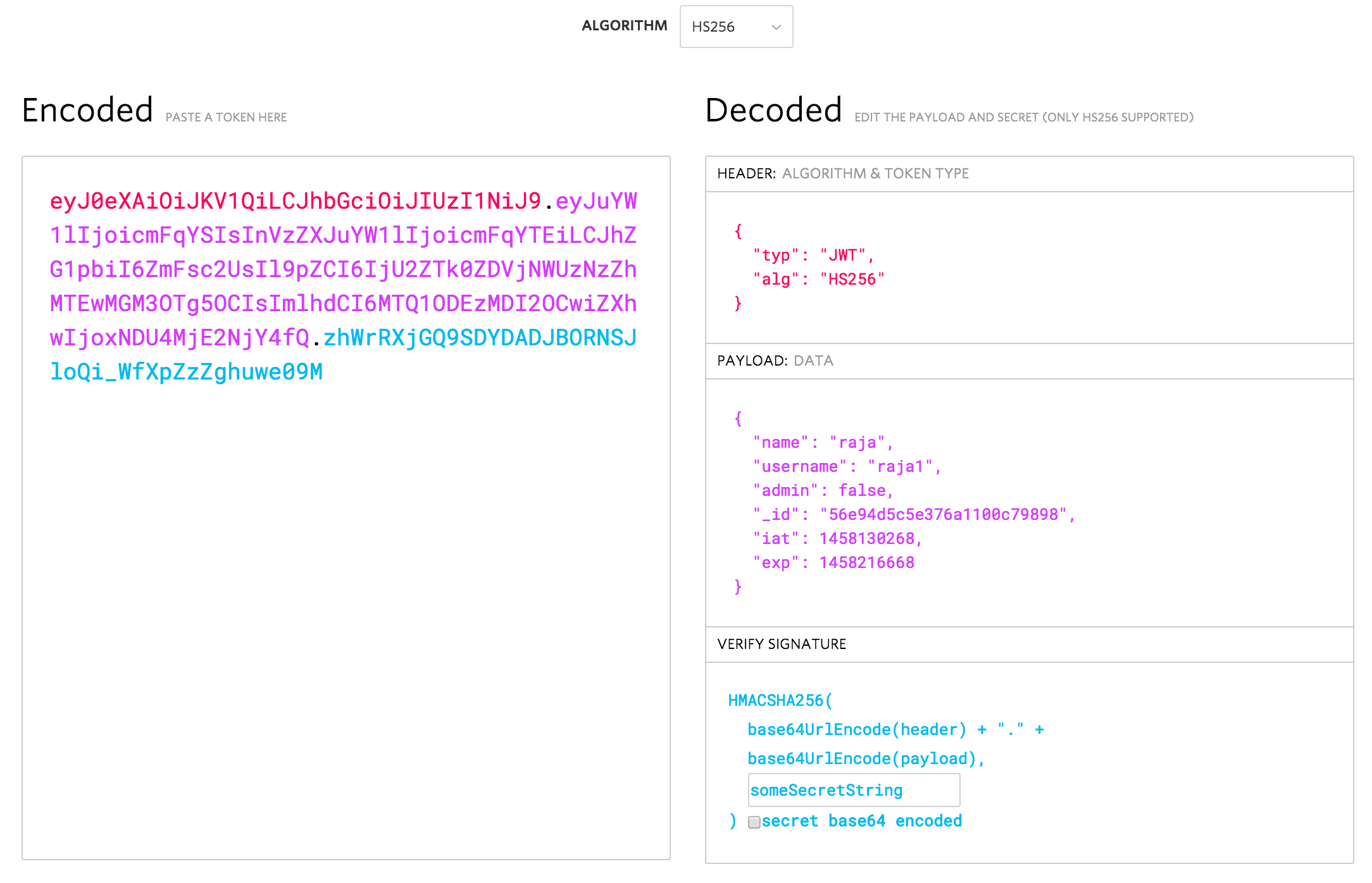 Securing React Redux Apps With JWT Tokens - rajaraodv - Medium