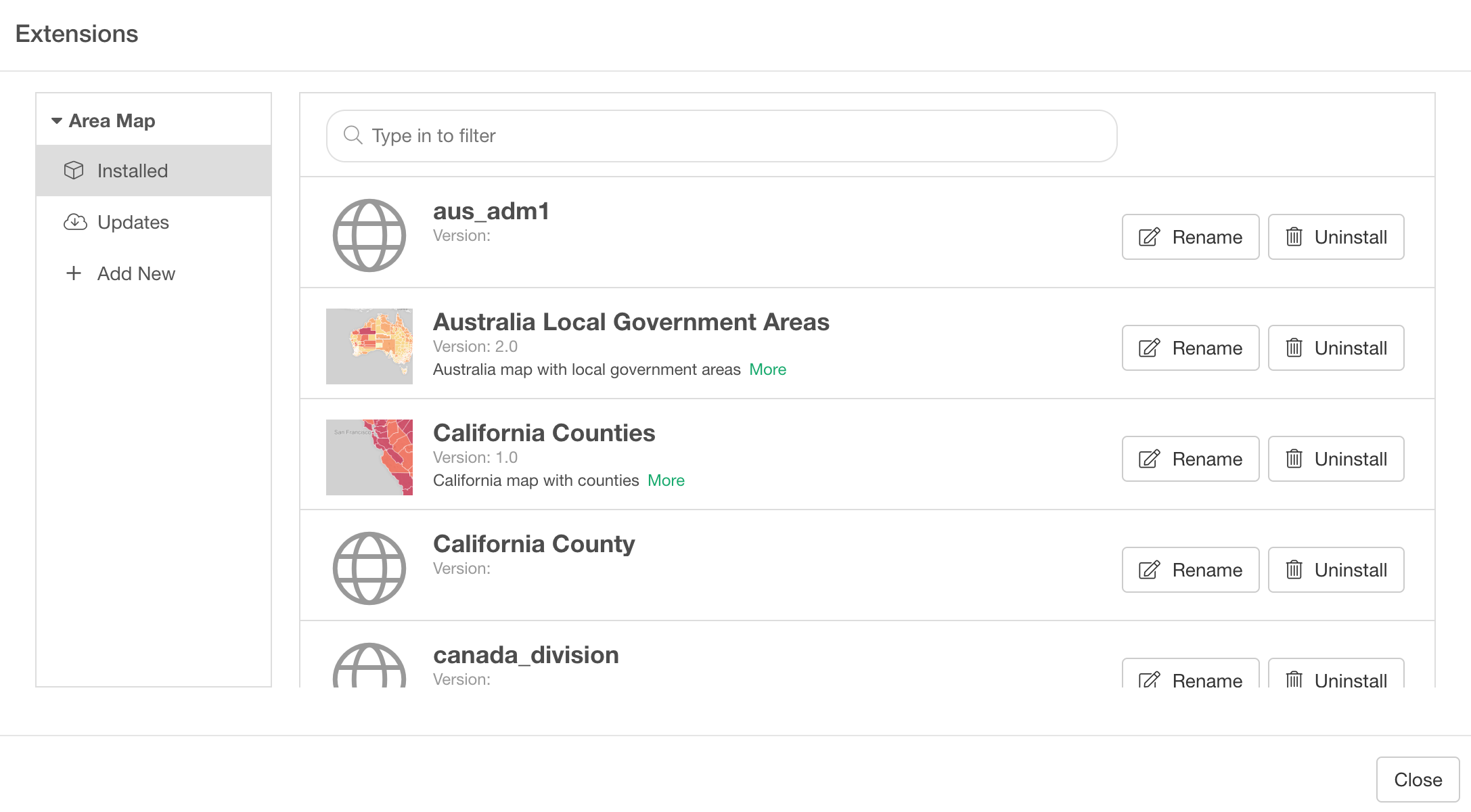 Visualizing geospatial data with your own GeoJSON - learn