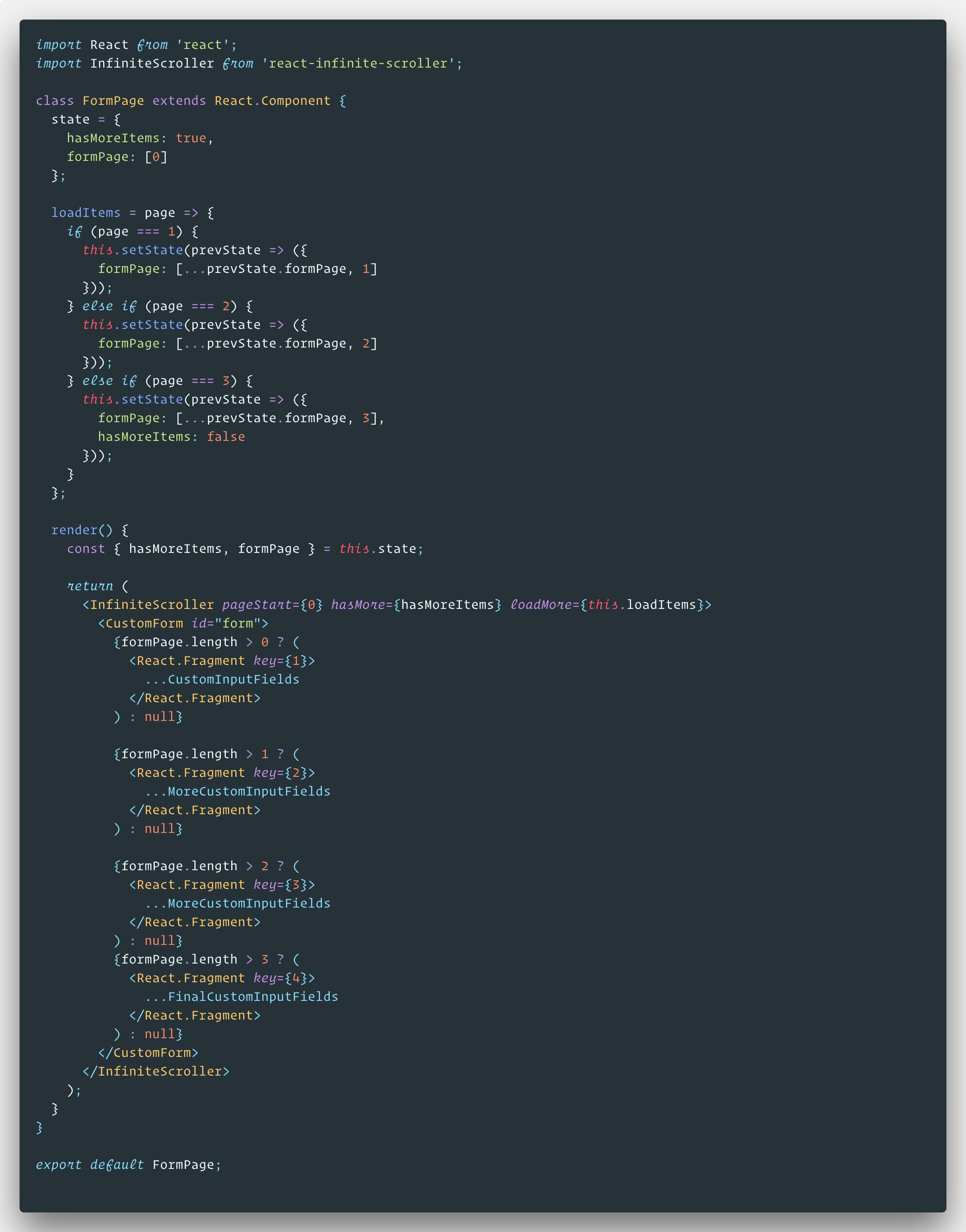 Lazy Loading Components in React - Echobind