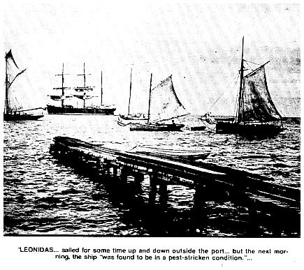 This Day in History: Leonidas Arrives in Fiji - The Calcutta