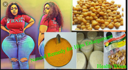 Natural Remedy For Hips Enlargement By Foxy Bluesky Medium