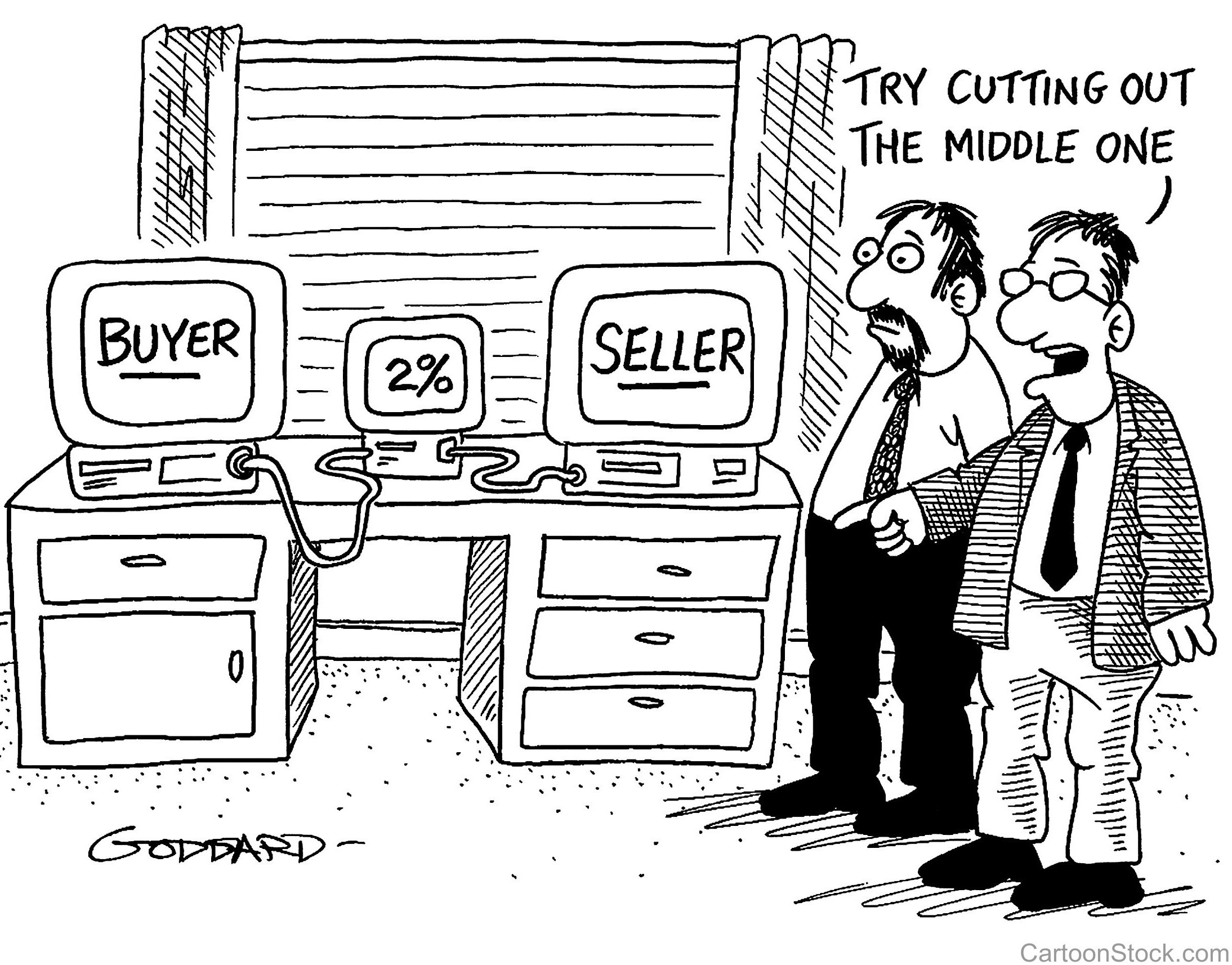 Brokers And Sellers >> Dangers Of The Traditional Broker Model Part 2 Revere