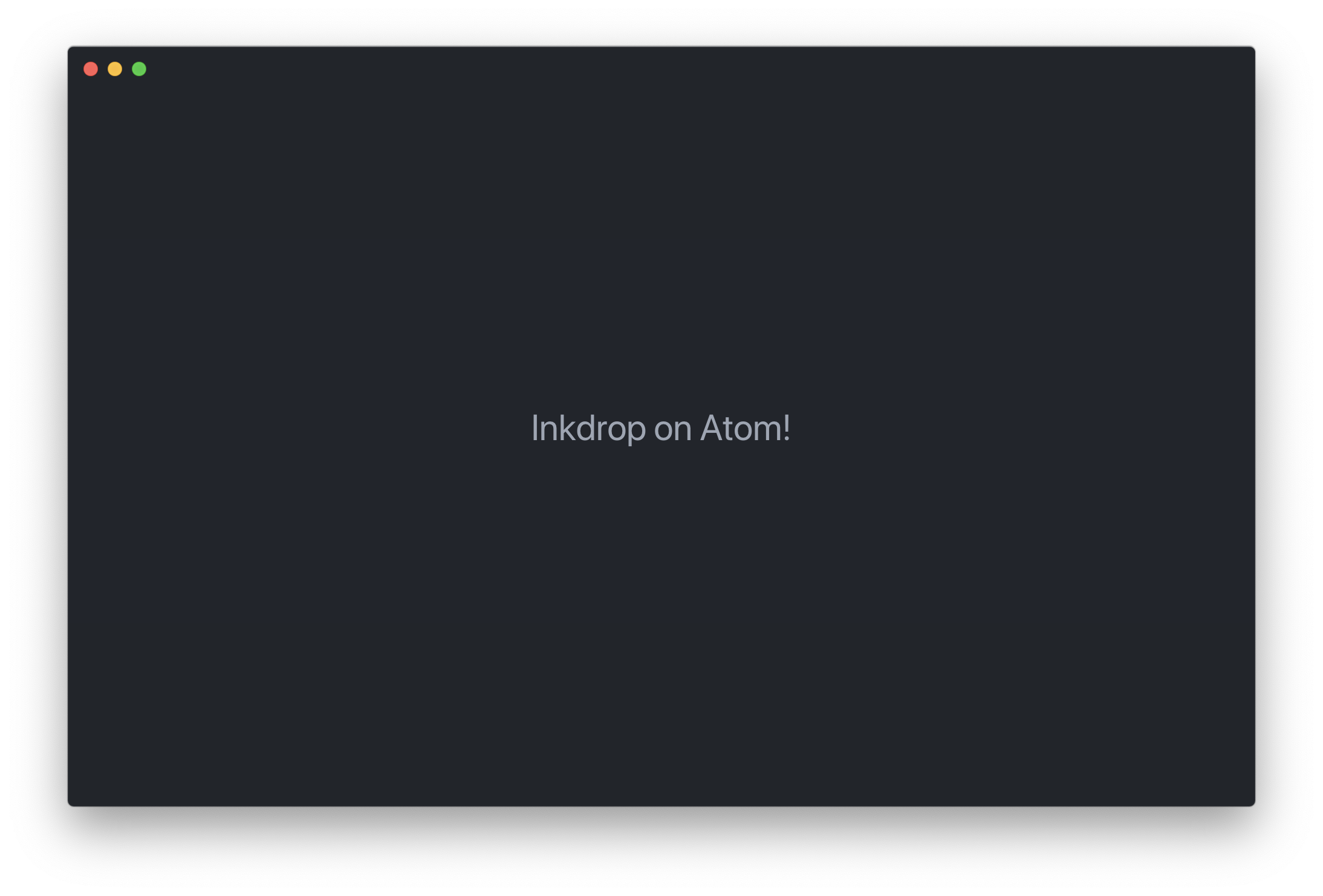 Understanding Atom Editor and Hacking It to Build a React App