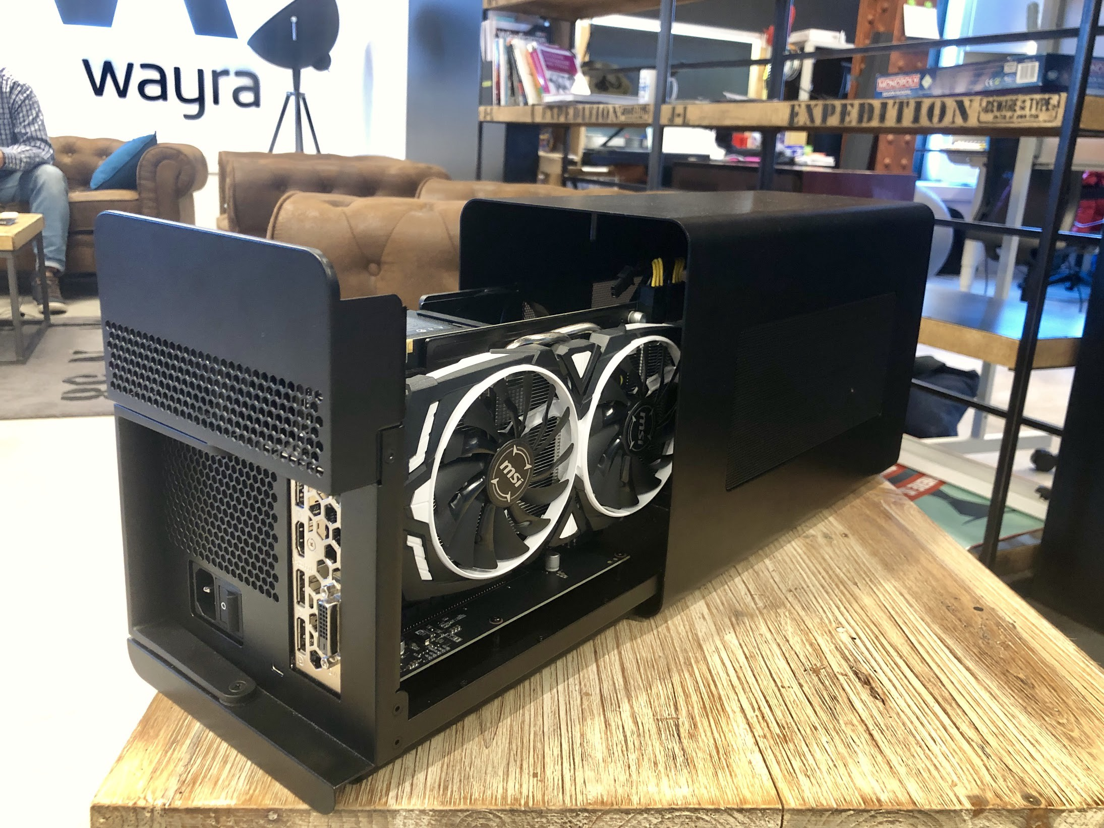 Nvidia eGPU + MacOS + TensorFlow-GPU? The Definitive Setup