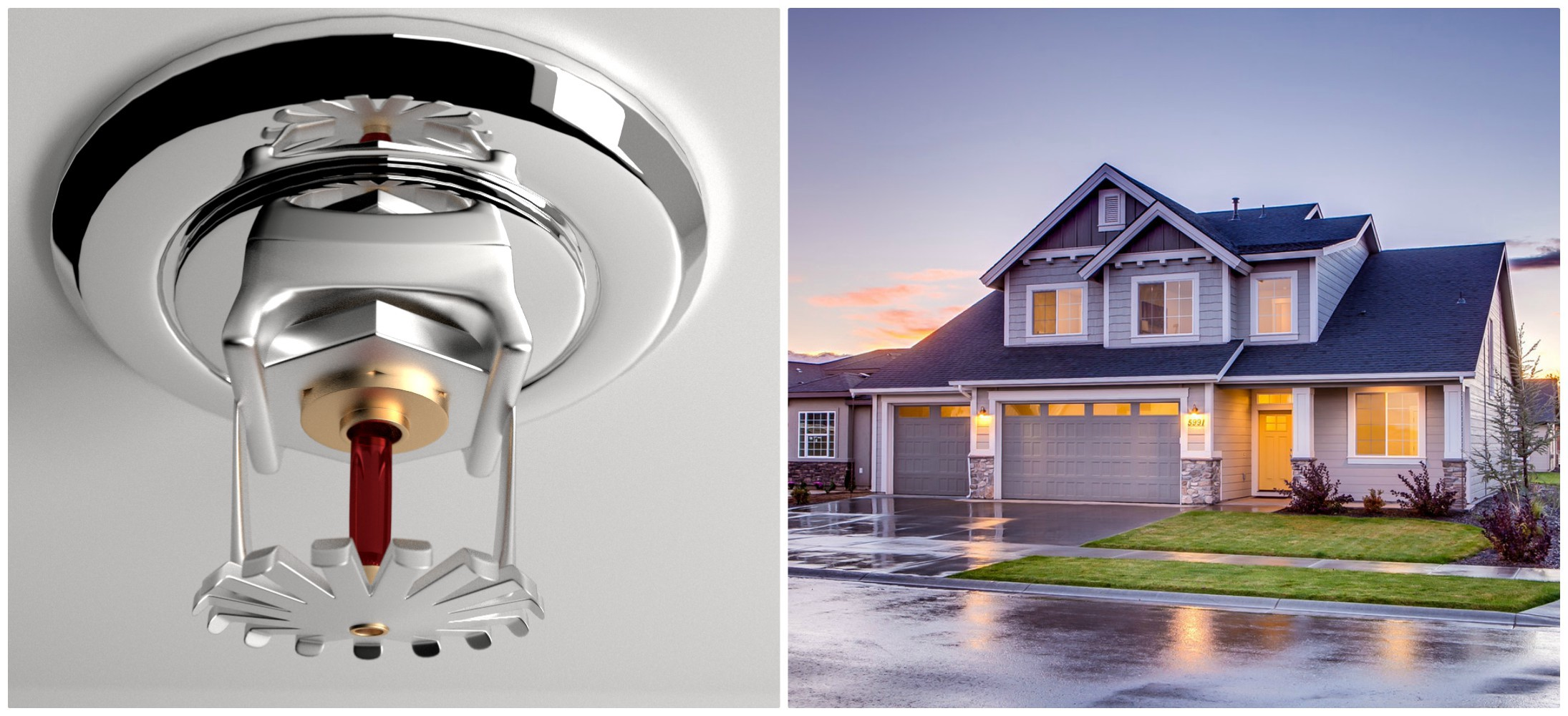 A Close Estimation Of The Cost Of A Home Fire Sprinkler System