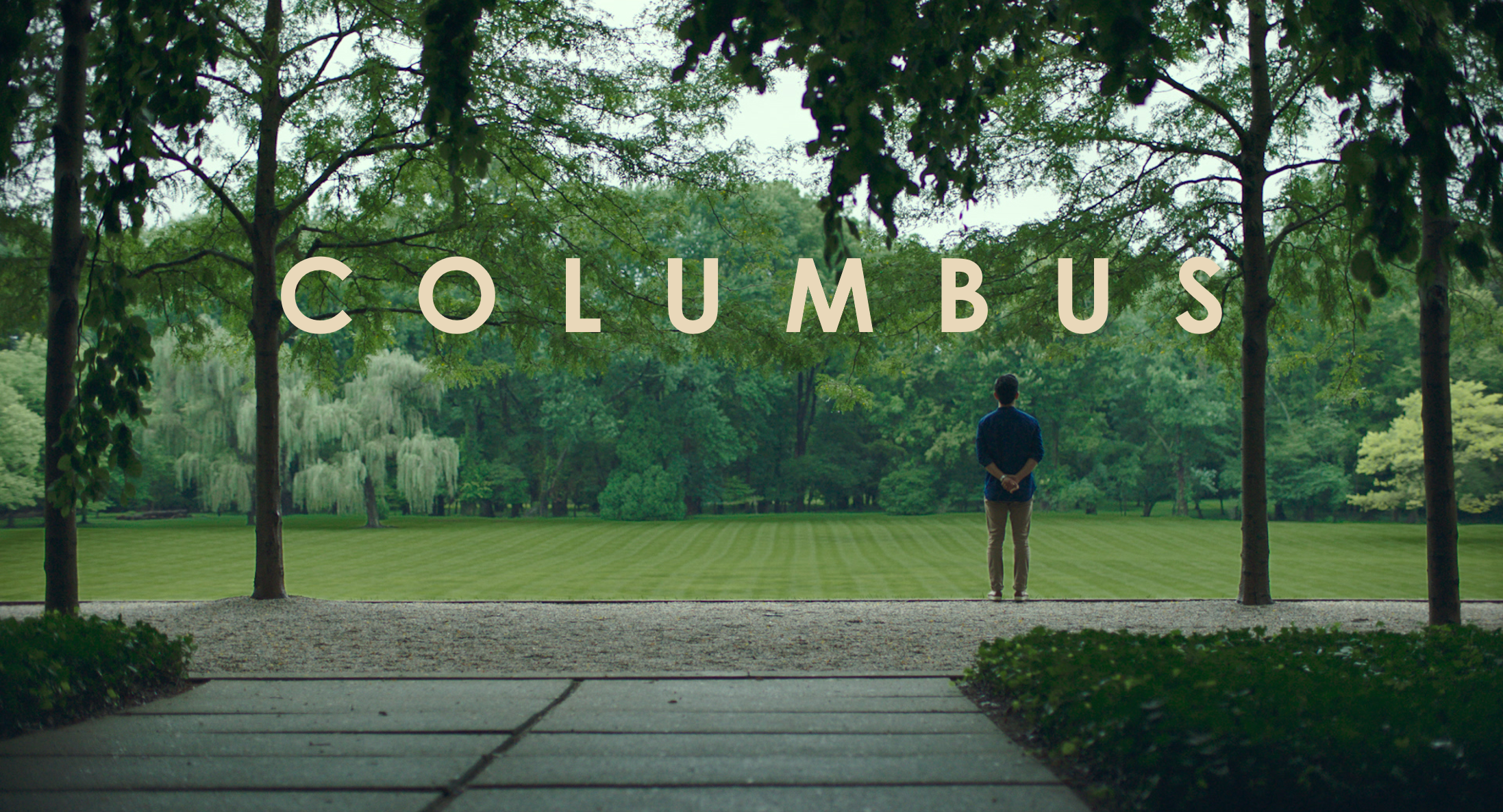 Columbus (2017) Movie Review: Composed, Contemplative, but a ...