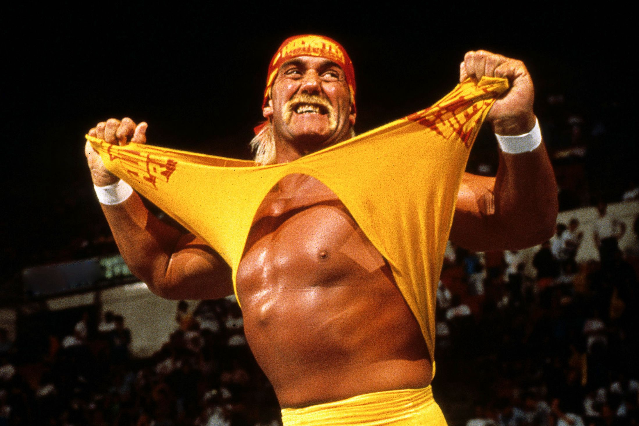 1980s Pro Wrestling Entrance Themes are Coked-Up Rock