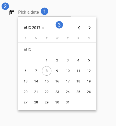 Taking Advantage of the Angular Material Datepicker