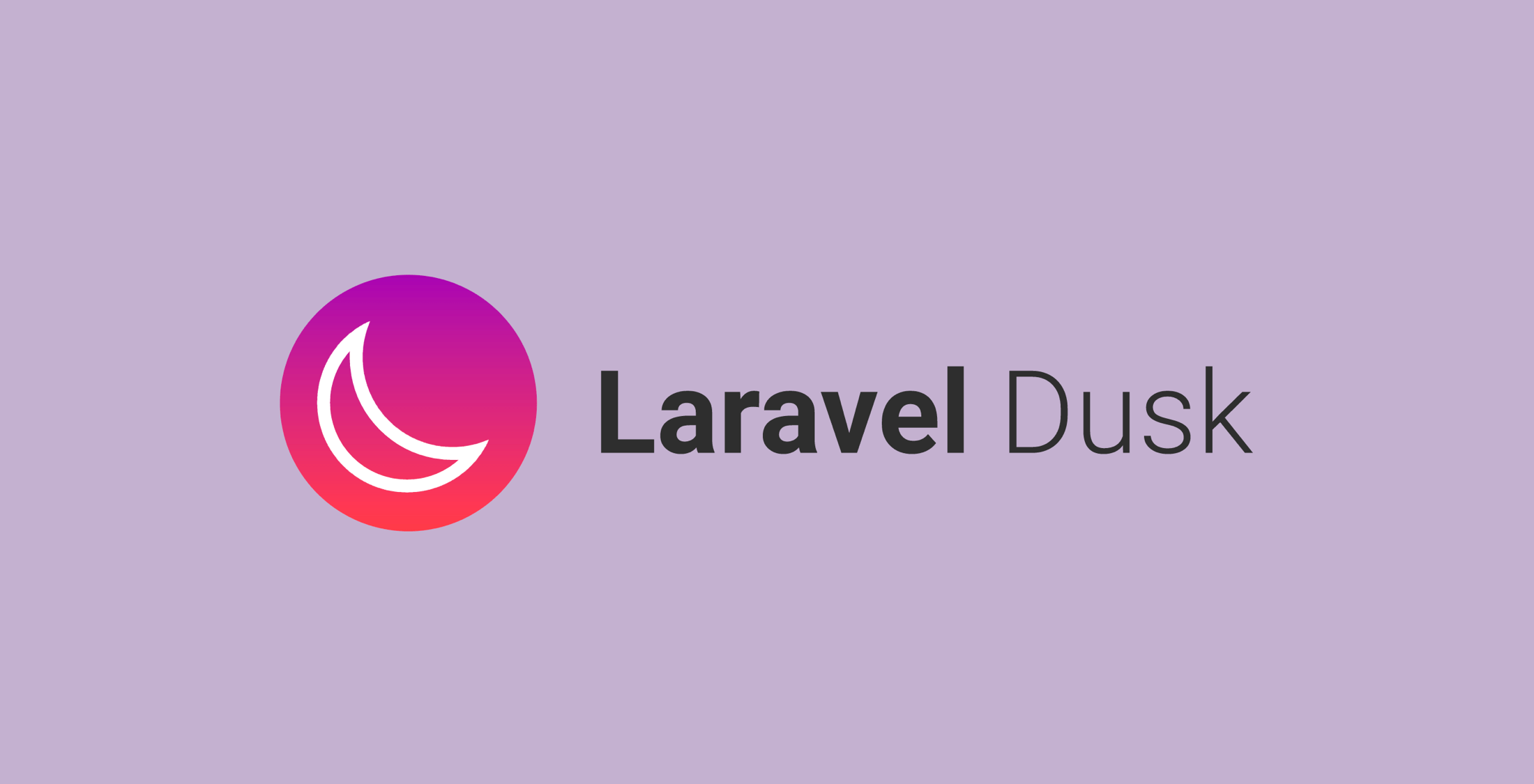 Use Laravel Dusk, browser automation and PHP to