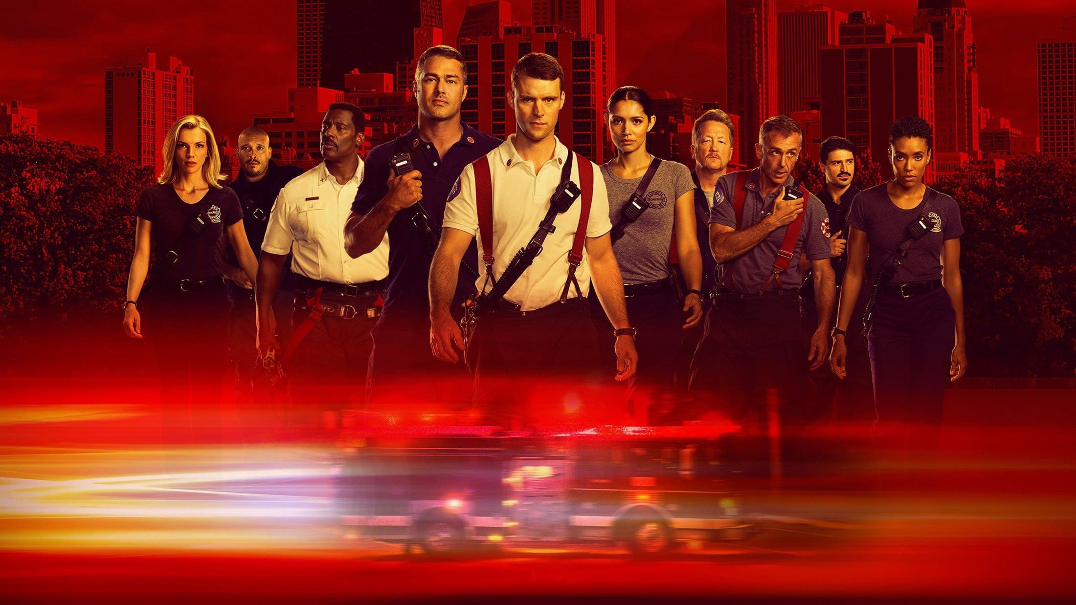 Chicago Fire: 9×1
