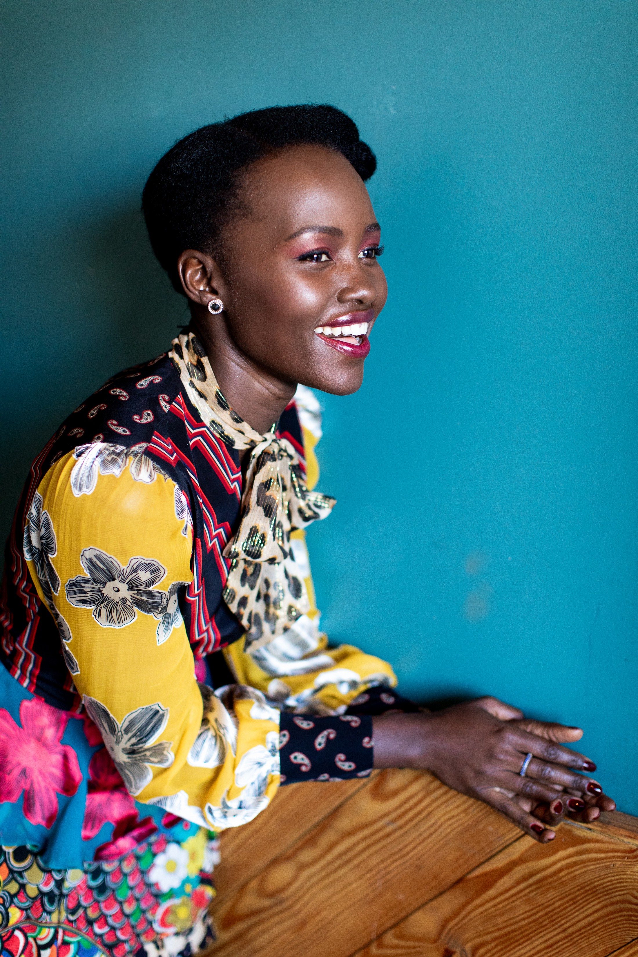 This Is Lupita Nyong O Hollywood Please Keep Up By The New York Times The New York Times Medium
