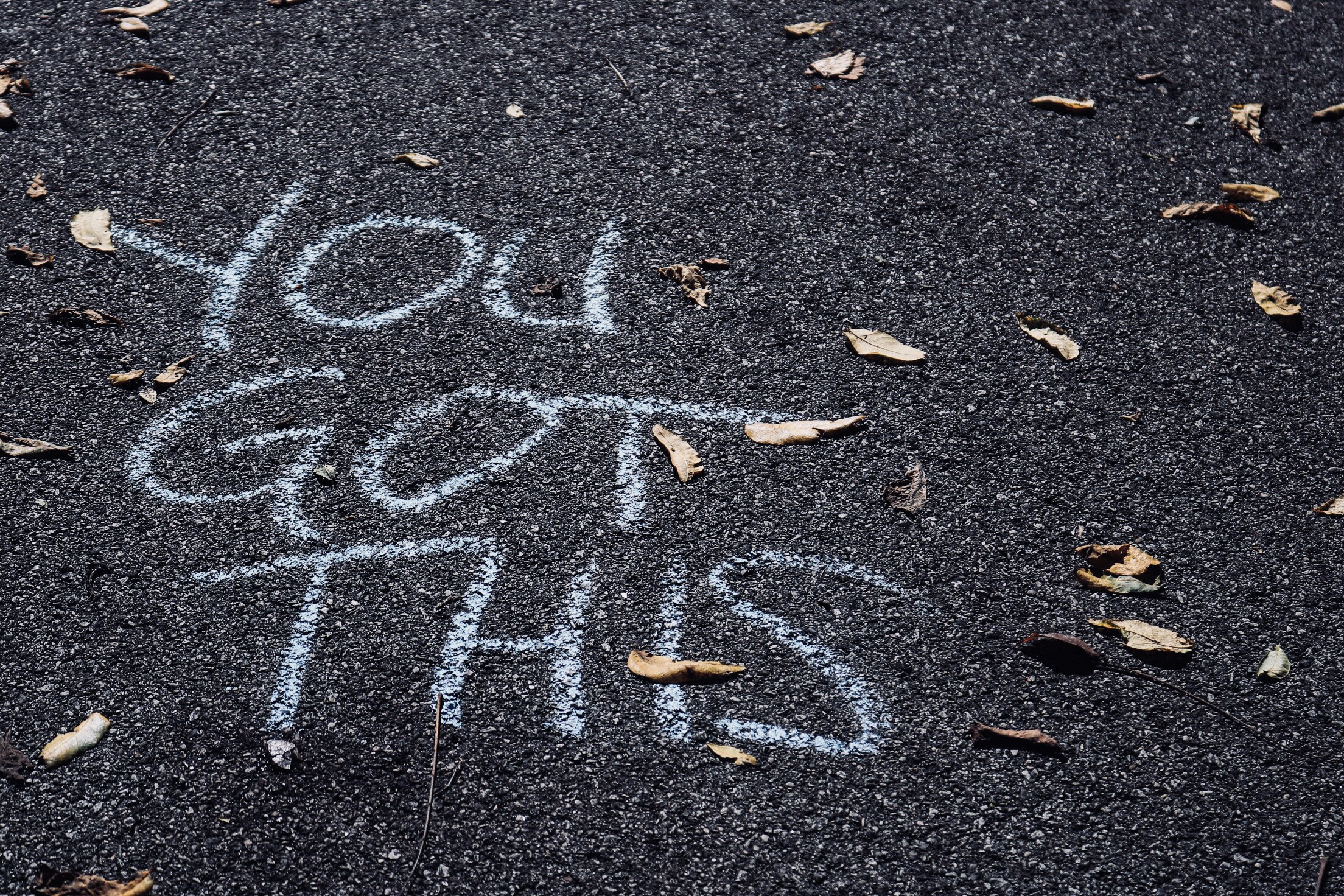 You Got This written in chalk, ways to reduce waste, eco-friendly inspiration