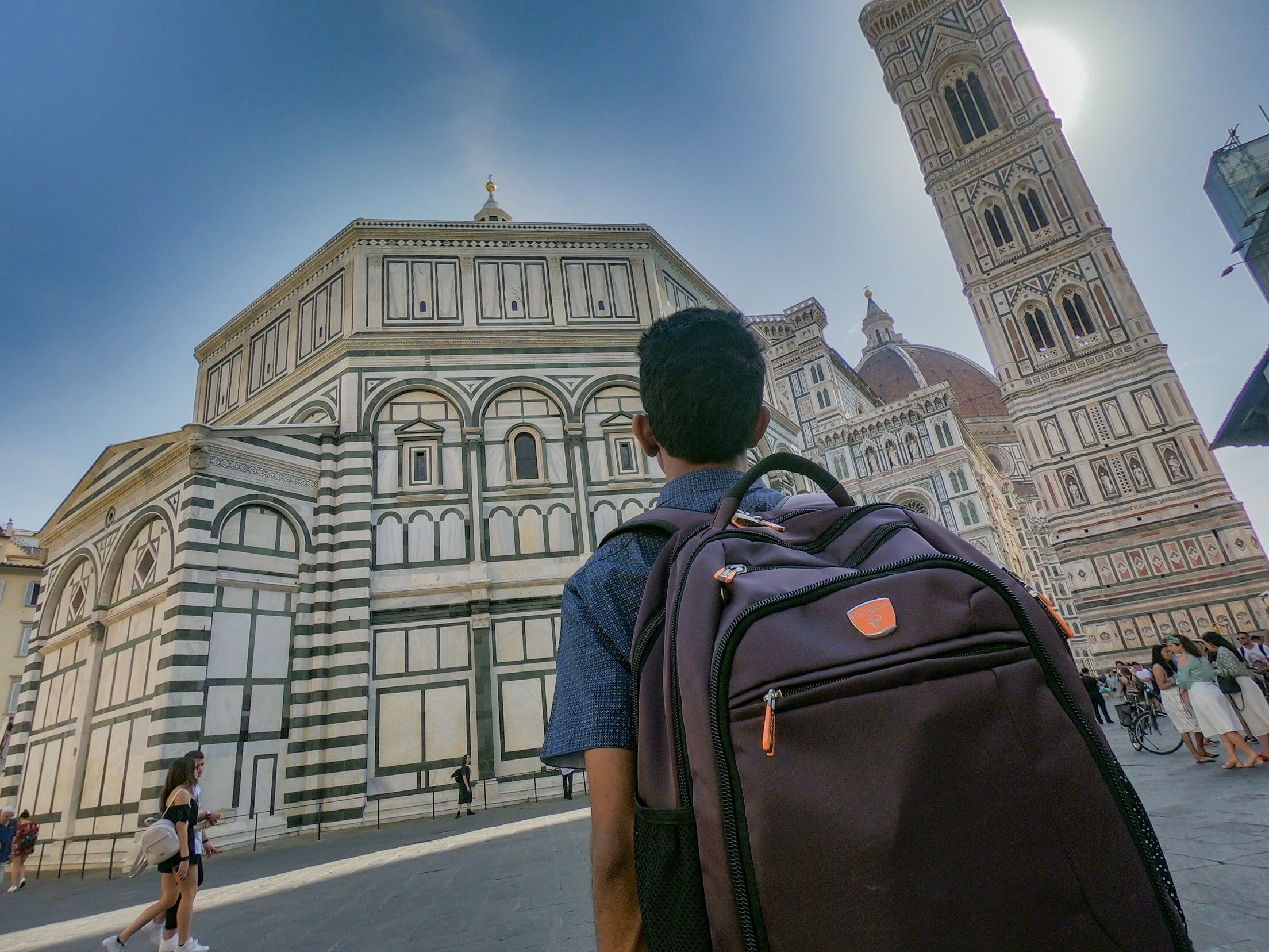 Backpacking Across Europe Entering The Second City By Chamika Sudusinghe Medium