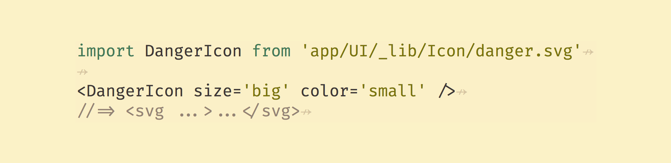 Solving the Unsolvable: SVG Icons With React/Preact & Webpack