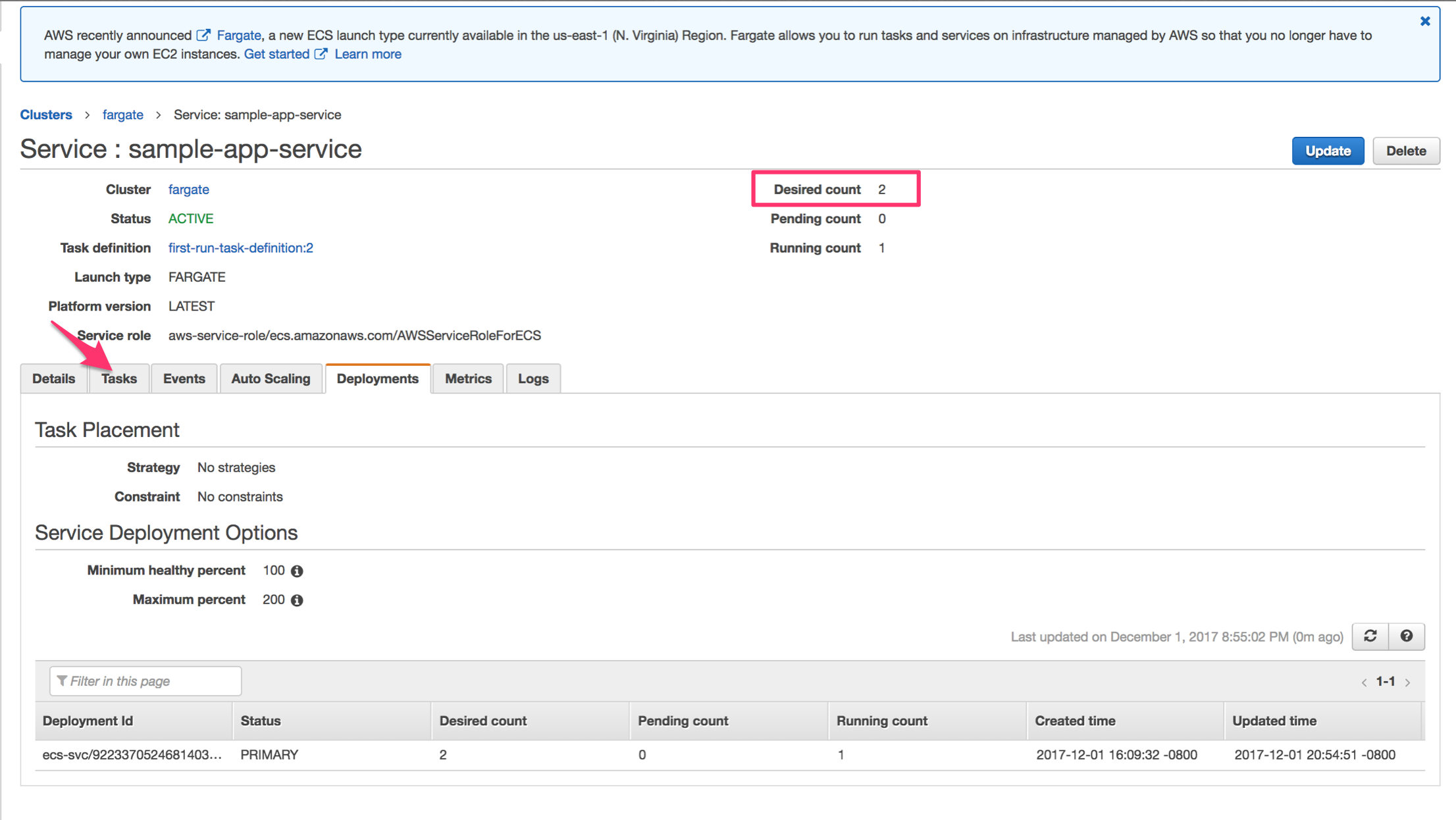 AWS Fargate: First hands-on experience and review - Remy