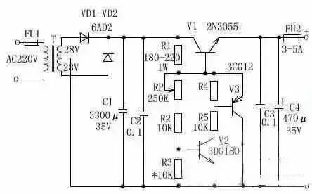 DETAILED EXPLANATION OF FIVE CLASSIC CIRCUITS - Mico Huang