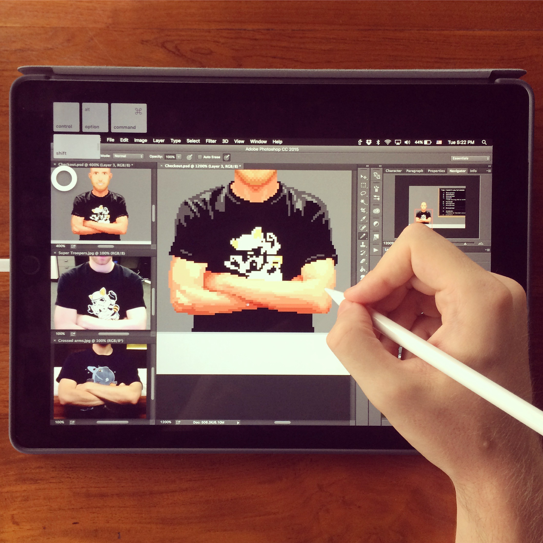 Life with the iPad Pro and Apple Pencil - Practical Pixels
