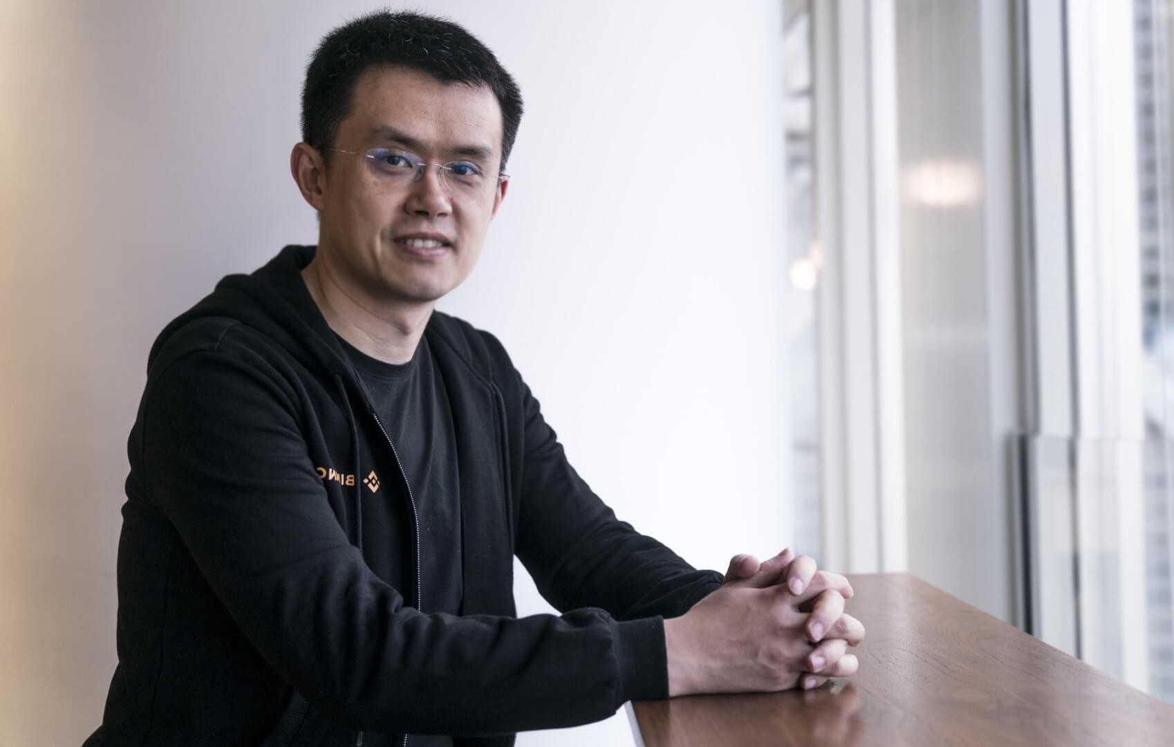 Changpeng Zhao (Binance) announces the acquisition of CoinMarketCap