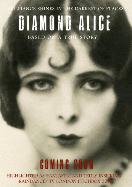 """Diamond Alice"""" creator, Emily L. Isaacs talks to us about her TV ..."""