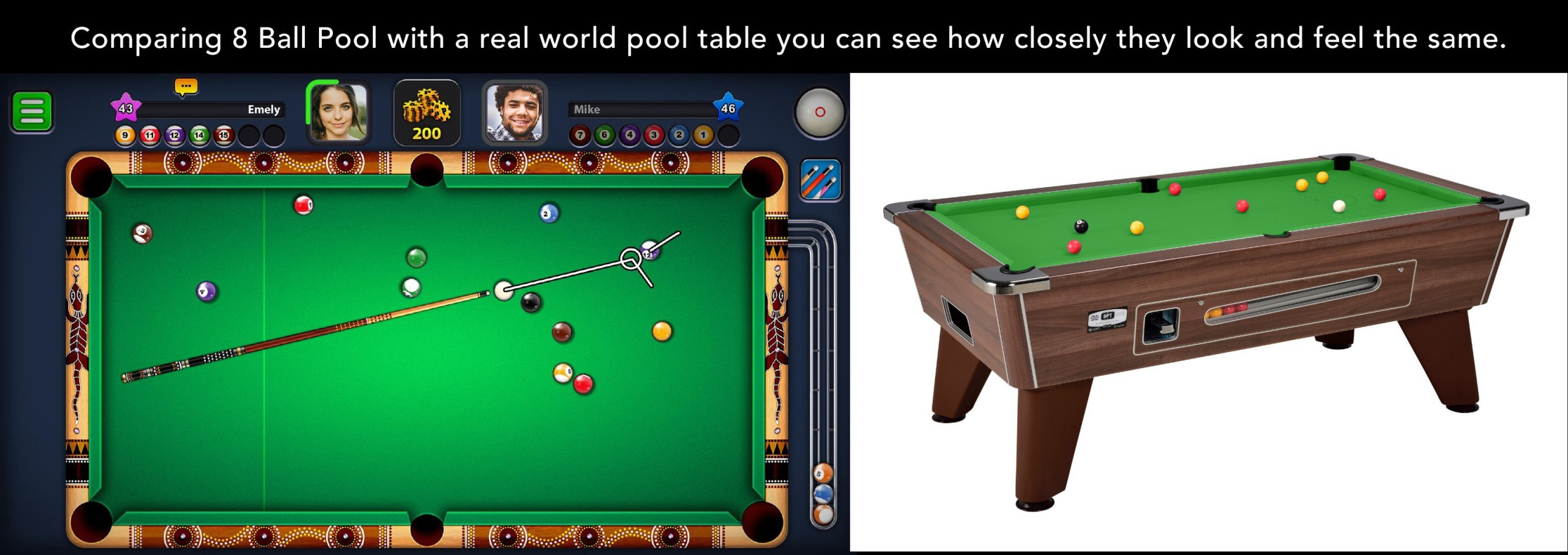 8 ball pool betting cards aiding abetting minor in need of supervision management