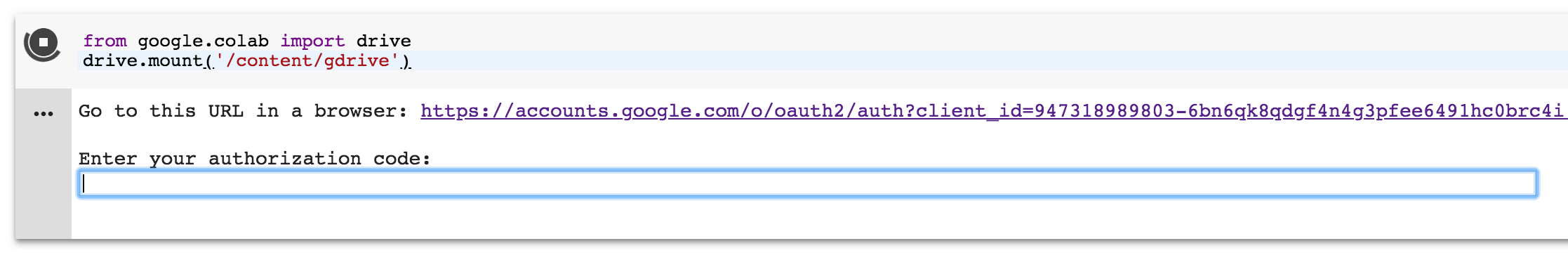 How to save our model to Google Drive and reuse it - Avinash
