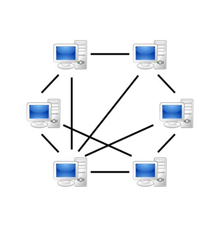 How to create your own decentralized file sharing service